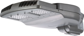 Silver Grey Modular LED Streetlight
