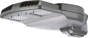 Silver Grey Modular LED Streetlight