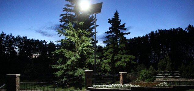 Golf Course Lighting Project Dx3 Solar