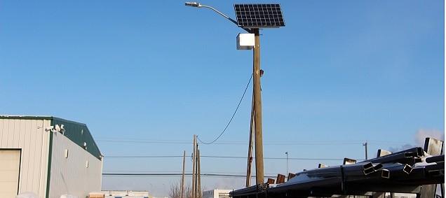 Solar Parking Lot Lights Dx3 Solar Lighting